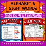 Sight Words and Alphabet Bundle