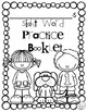 Sight Words for Kindergarten Color, Write, Circle, Read {J