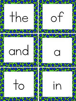 Sight Words for Super Readers