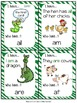 Primer Sight Word Practice {Sight Word Game - I Have, Who