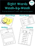 Sight Words in Context Week-by-Week Set 1