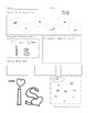 Sight Words with Hearts