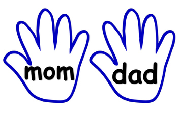 Sight word High Five
