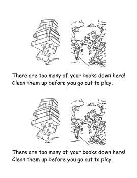Sight word Printable Book