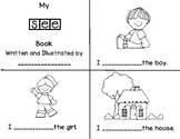 Sight word See Book