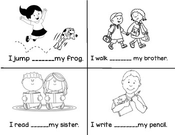 Sight word With Book