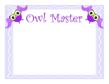 Sight word masters