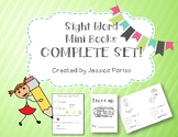 Sight Word Mini Book Set