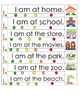 Sight word sentences bundle pack