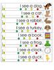 Sight word sentences pack 1
