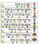 Sight word sentences pack 3