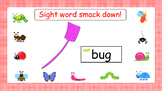 Sight word smack down