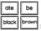 Sight word flash cards bundle (Pre-Primer - Third Grade)
