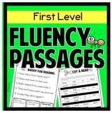 Fluency Passages Sentence Scramble Sight Words Game Writing First
