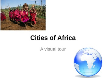 Sights of Africa PowerPoint Presentation