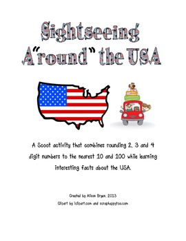 """Sightseeing A""""round"""" the USA"""