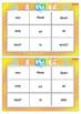 Sightword Bingo and Pop - Set 8