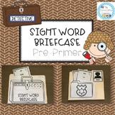 Sightword Briefcase