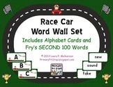 """""""Sightword Speedway"""" Word Wall Set for Fry's SECOND 100 Words"""