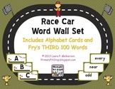 """Sightword Speedway"" Word Wall Set for Fry's THIRD 100 Words"
