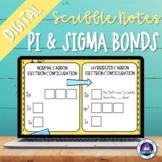 Sigma bonds, Pi bonds and Orbital Hybridization Digital Sc
