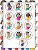 Sign Language Alphabet Kids File Folder Game