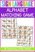 Sign Language Alphabet Matching Game