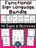 Sign Language Bundle