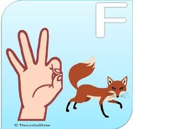 Sign Language Club, 1st lesson