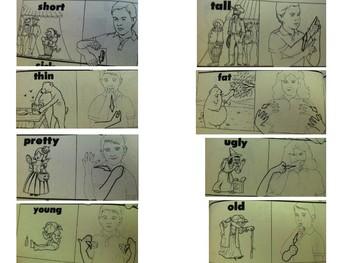 Sign Language Club, 6th lesson