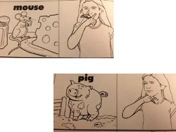 Sign Language Club, 8th lesson