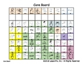 Sign Language Core Board (Color and black/white)