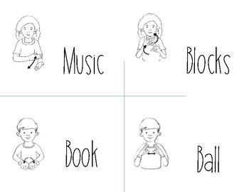 Sign Language Flashcards