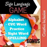 Sign Language Game