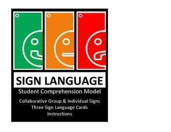 Sign Language Student Comprehension Model