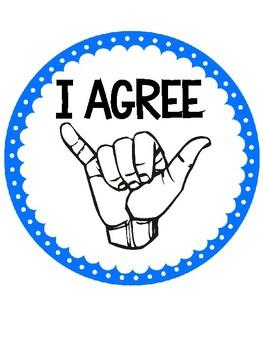 Sign Language Symbols updated