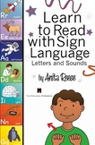 Sign Language - Teaching Children to Read through Sign