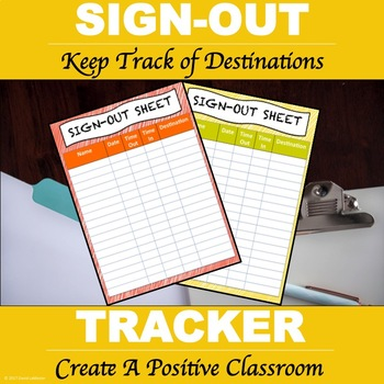 Sign-Out Packet