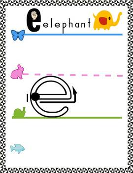 Sign, Say, See, and Write It Phonics