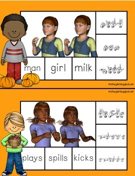 Sign, Spell, Clip,               American Sign Language Set 5