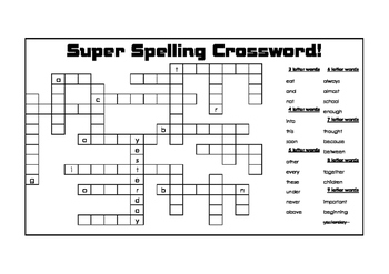 Sign Word word puzzle