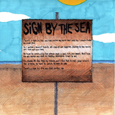 Sign by the Sea: Close Reading Lesson