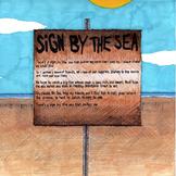 Sign by the Sea: Kindergarten Lesson Plan Bundle