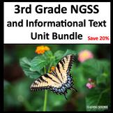 3rd Grade HUGE NGSS Science Bundle Save 20%