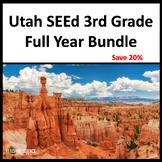 Utah SEEd 3rd Grade Bundle