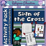 Sign of The Cross - Posters, Worksheets and Interactive Activities