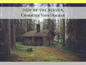 Sign of the Beaver Character Venn Diagram