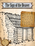 Sign of the Beaver Interactive Book Project