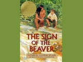Sign of the Beaver - Power Point Adapted Book Summary 26 Slides