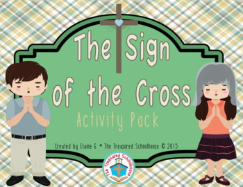 Sign of the Cross Activity Pack